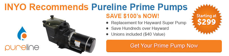 Inyo Recommends PureLine Prime Pumps