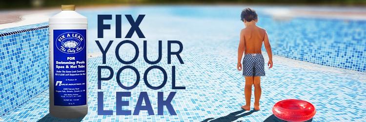 Fix your Pool Leak