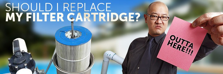 5 Signs you need to replace your pool cartridge