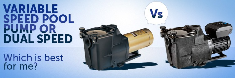 Variable Speed Pool Pump or Dual Speed