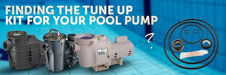 Pool Pump Tune Up Kit