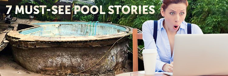 Interesting Pool Stories and Link August 2015