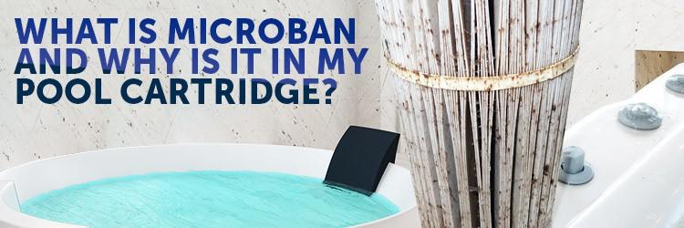 What is a Microban n Pool Filter Cartridge