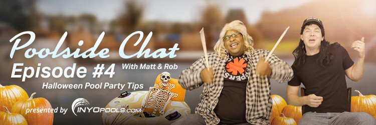 Pool Side Chat Halloween Pool Party Tips