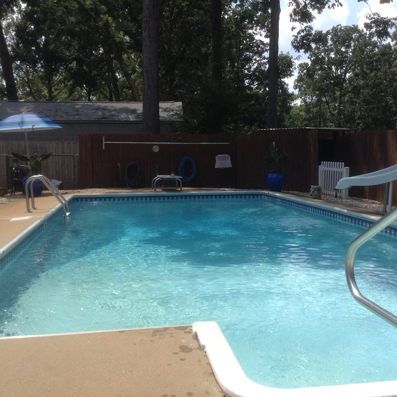 Anderson SC Swimming Pool