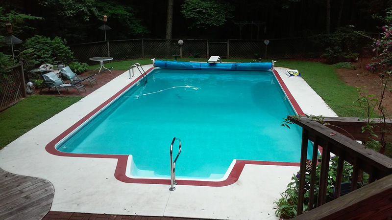 Apex NC Swimming Pool