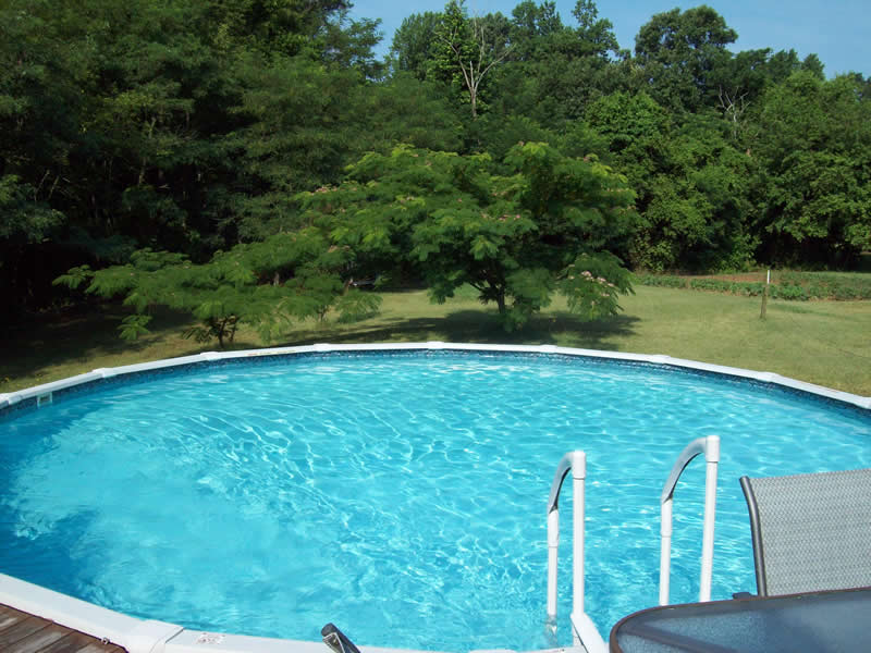 Maintaining An Above Ground Pool