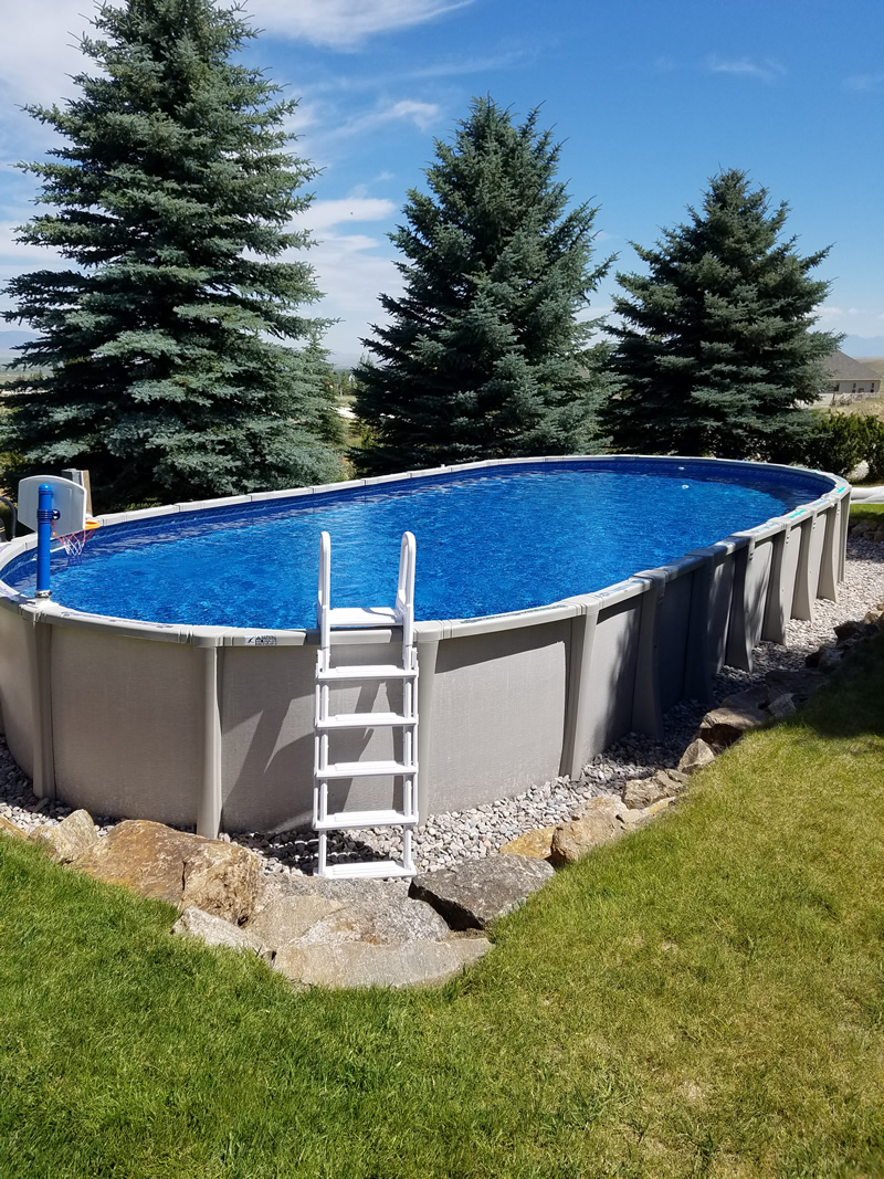 dillon montana above ground pool