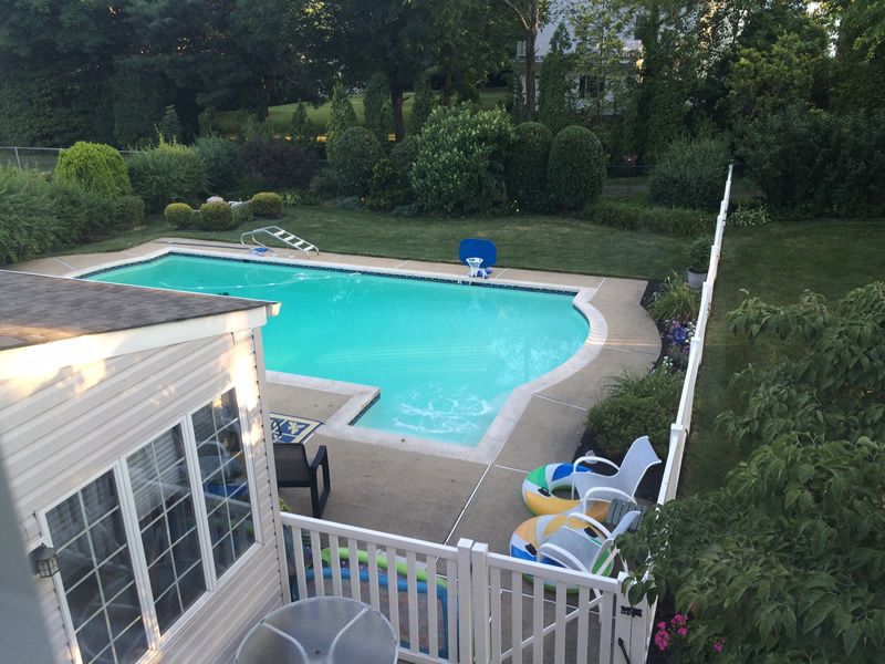 Hatboro PA Swimming Pool