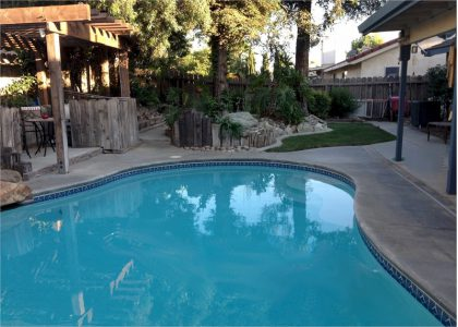 Modesto CA Swimming Pool