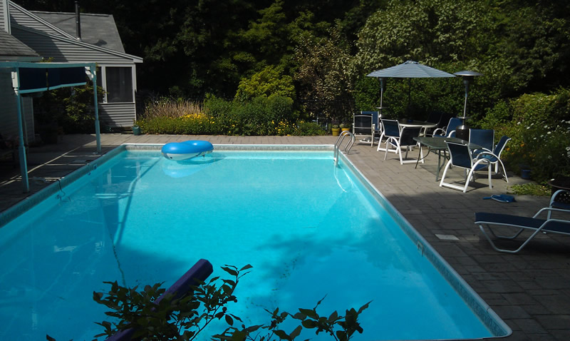Southboro MA Swimming Pool