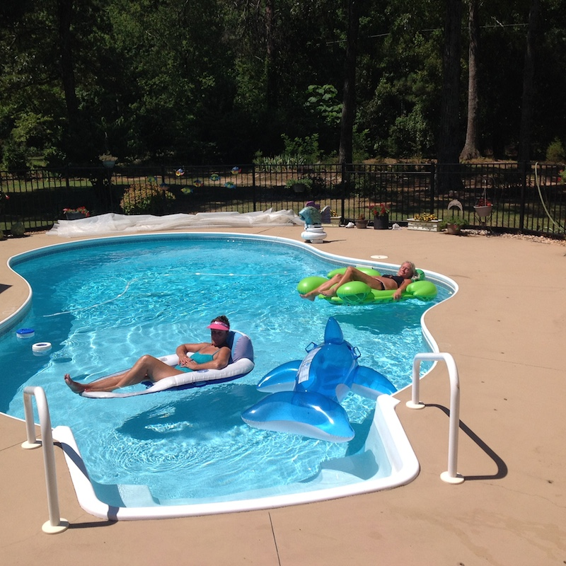 Pics Of Swimming Pools: How Much Does A Pool Cost? 93 Real World Examples