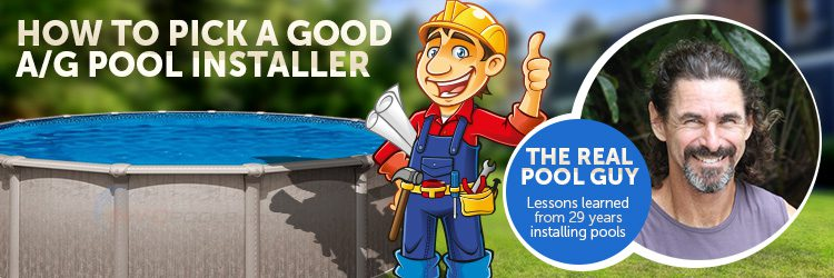 How to Choose a Good Pool Installer