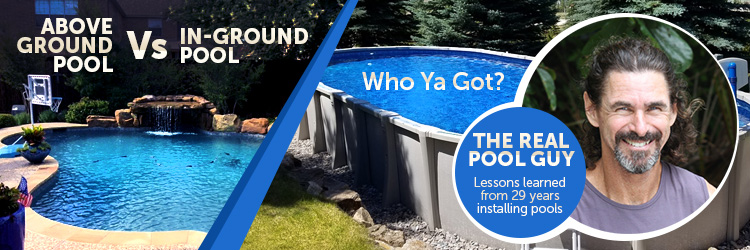 Above ground pool vs in ground pool - Can you over shock a swimming pool ...
