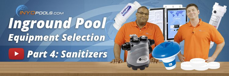 How to pick a salt chlorinator and chlorine feeder for you pool?