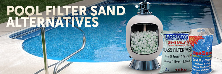 Prima Pool Filter Sand Alternatives HC-46