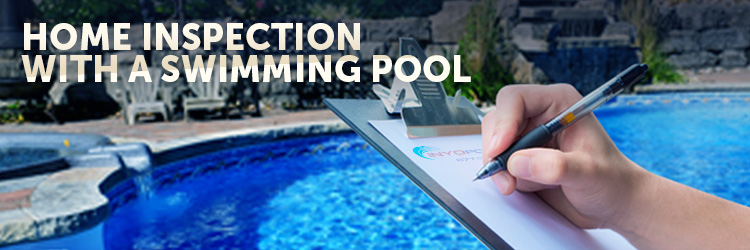 Home Inspection With A Swimming Pool