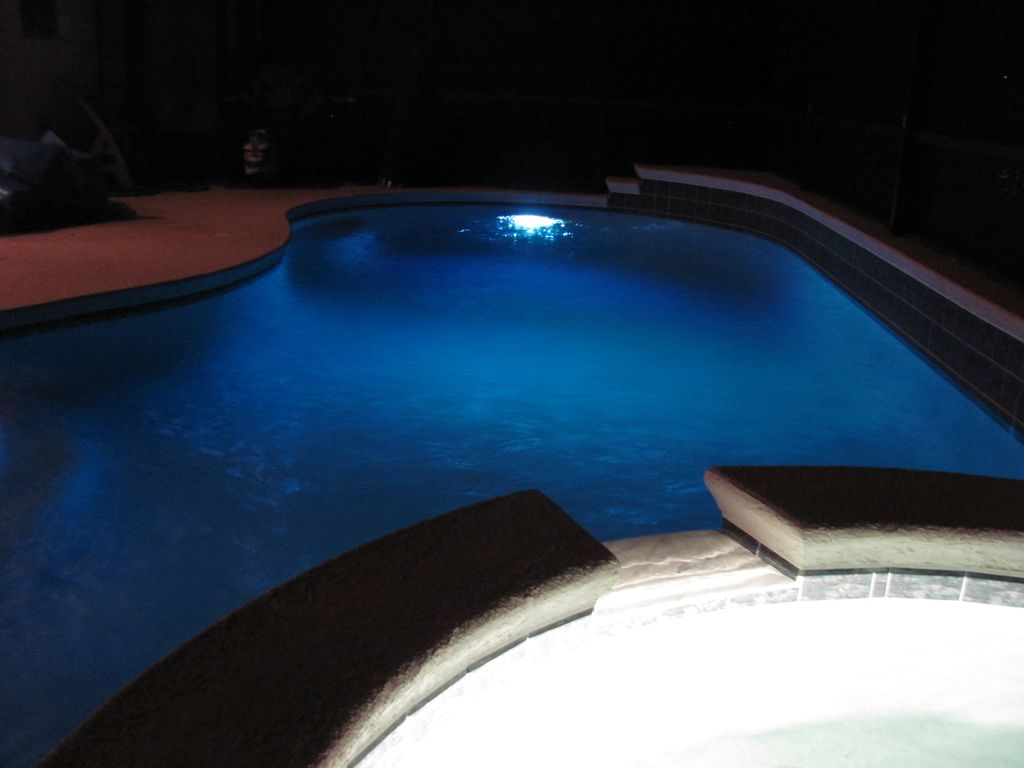 Controlling Your Pool Light