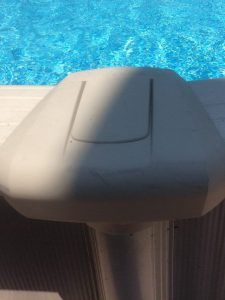 Wilbar Oracle Above Ground Pool