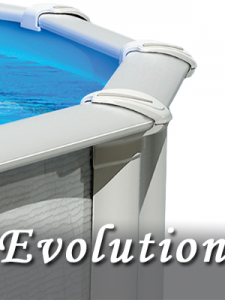 Seaspray Evolution Above Ground Pool