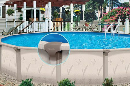 Atlantic J8000 Above Ground Pool