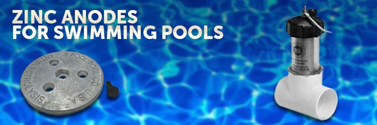 Zinc Anodes For Swimming Pools