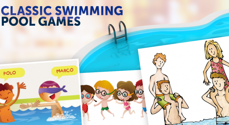 Classic Swimming Pool Games