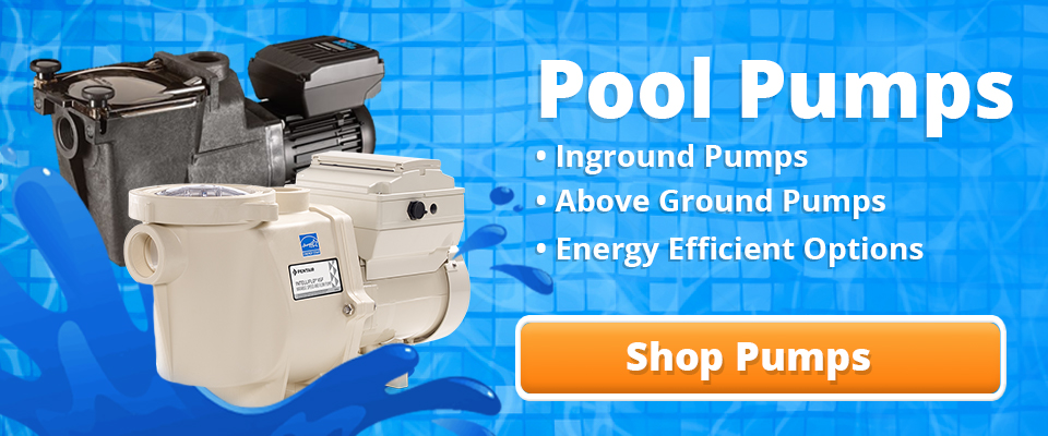 click here to view pool pumps