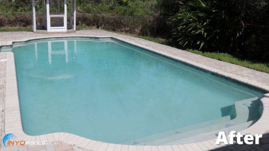 How To Drain and Clean A Swimming Pool - INYOPools.com