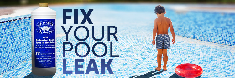Fix your Pool Leak