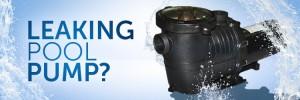 Leaking Pool Pump