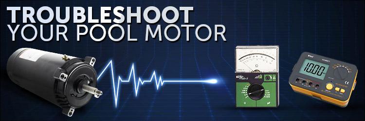 Proper Pool Motor Test Equipment