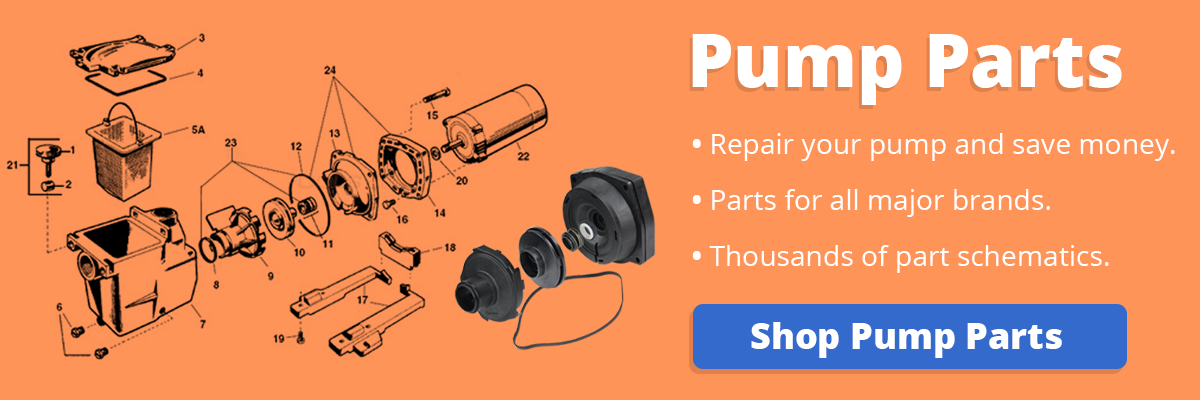 click here to find your replacement pool pump parts