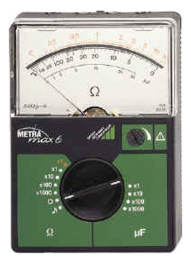 Conventional Ohmmeter