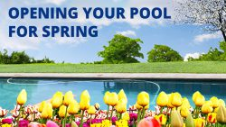 Opening Your Pool For Spring
