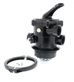 MULTIPORT VALVE WITH CLAMP