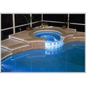 Replace Fiber Optic Pool Light With Led Sevenstonesinc