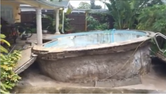 Popped Pool