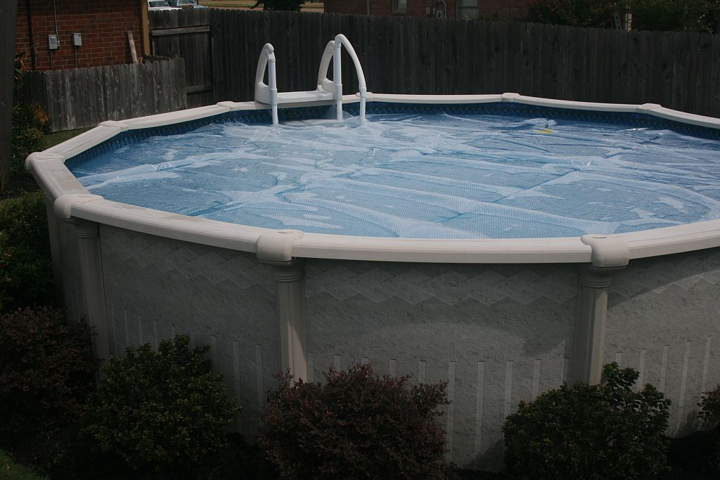 The 3 cover types for above ground pools for Different types of pools