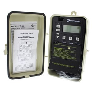 Intermatic PE153 3 300x300 which pool timer do i need? pe153 intermatic 2 pump wiring diagram at bayanpartner.co