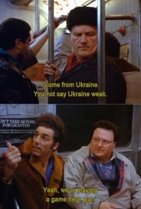Seinfeld Ukraine