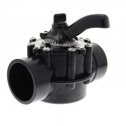 Pool diverter valve