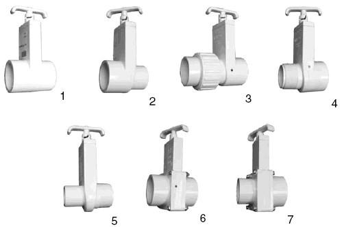 Pool Plumbing Valve Guide Inyopoolscom