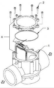 flapper valve part