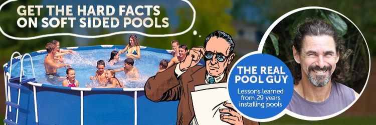 The Scoop on Soft Sided Above Ground Pools