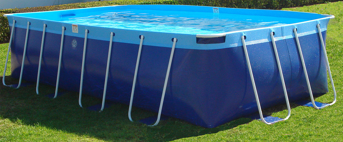 What Is A Soft Sided Above Ground Pool?