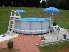 Steps To Landscaping An Above Ground Pool