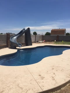Hobbs NM Swimming Pool