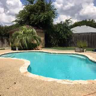 Killeen Texas Swimming Pool