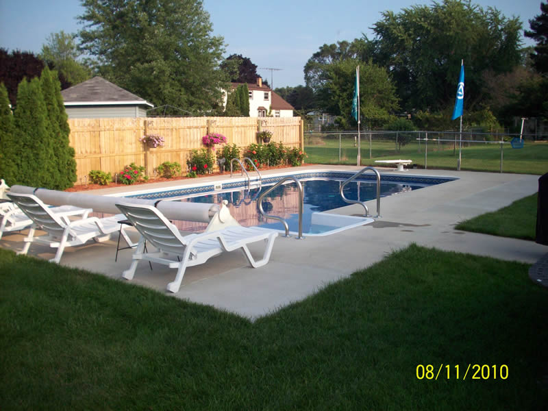 Muskegon, MI Swimming Pool